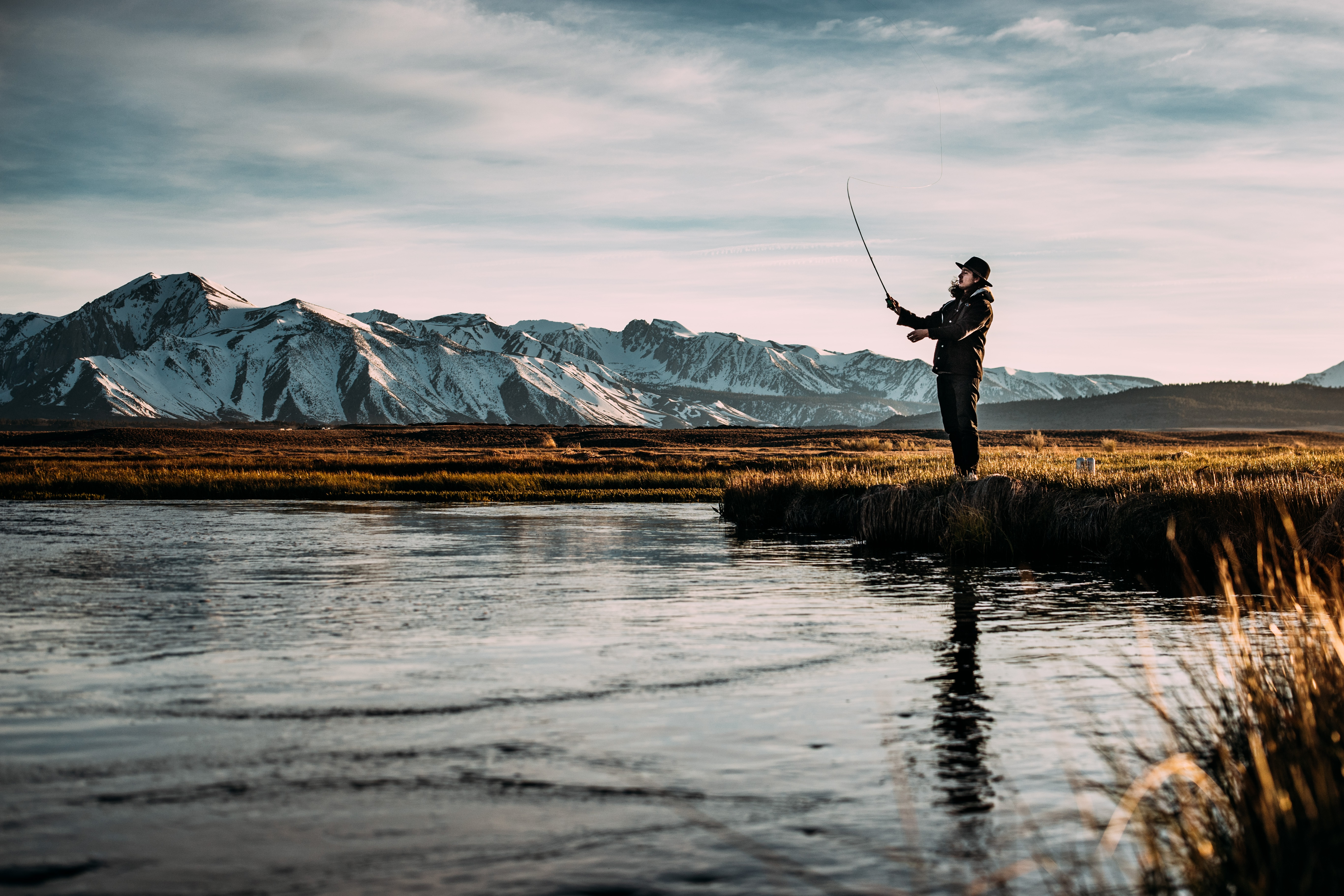The History of Fishing
